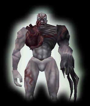 Biohazard (Resident Evil) Bosstyran